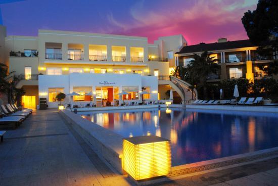 Punta Del Este Resort & Spa: Pool View