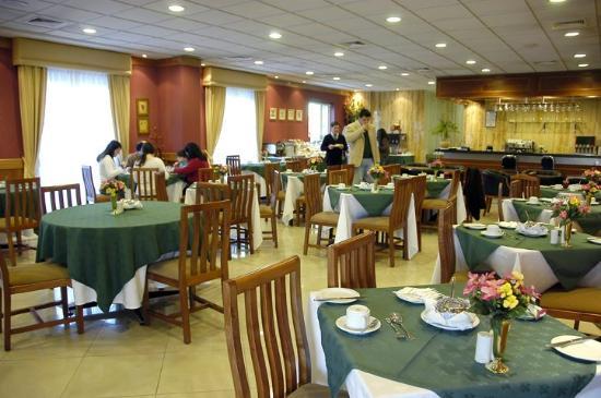 Diego de Almagro Talca: Restaurant