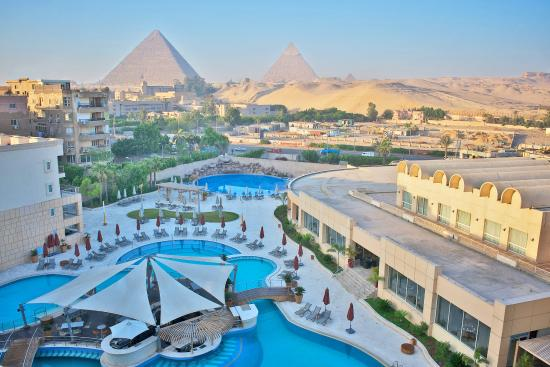 Le Meridien Pyramids Hotel & Spa: Pool