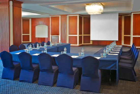 Le Meridien Pyramids Hotel & Spa: Meeting Room