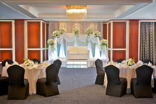 Le Meridien Pyramids Hotel & Spa: Ballroom