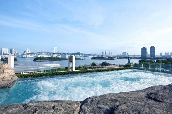 Hilton Tokyo Odaiba: Spa