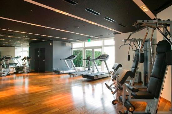 Hilton Tokyo Odaiba: Health Club
