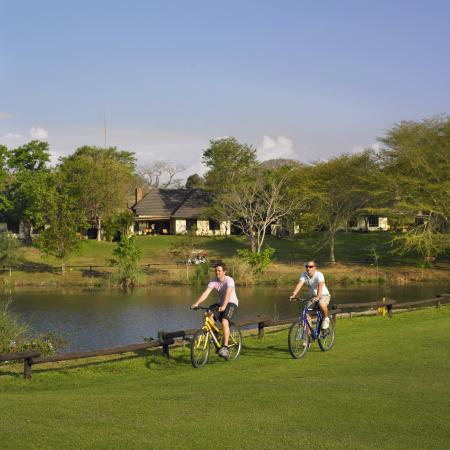 Sabi River Sun Resort: Cycling
