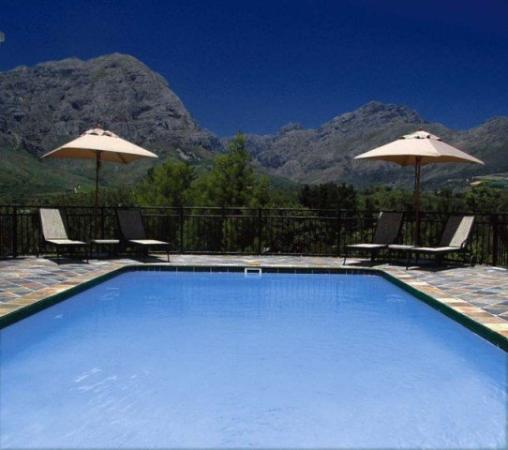 DeKraal Country Lodge: Terrace Pool