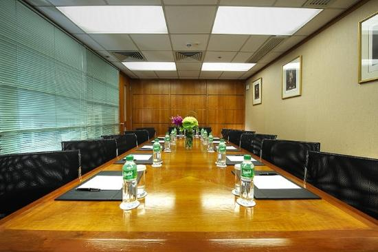 The Charterhouse Causeway Bay Hotel: Boardroom