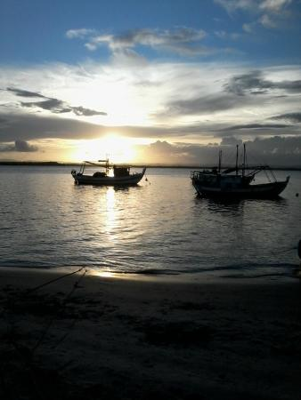 Barra do Serinhaem Beach
