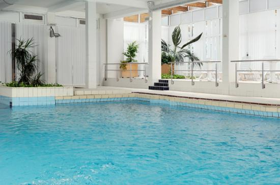 Hotel Pineta: Indoor Pool
