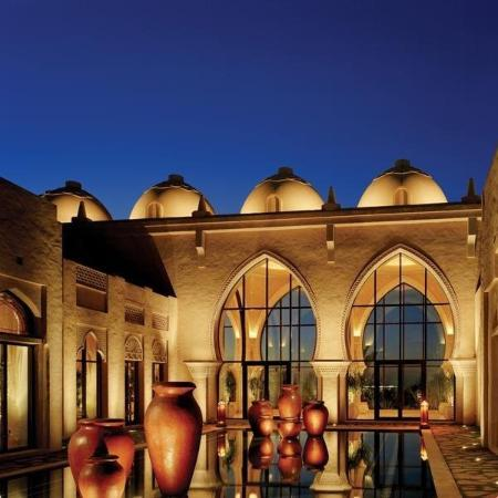 Arabian Court at One&Only Royal Mirage Dubai: Arabian Court Reflection Pool