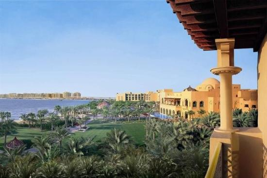 Arabian Court at One&Only Royal Mirage Dubai: One&Only Royal Mirage Panoramic