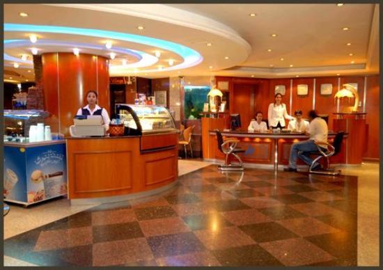 Nihal Hotel: Lobby