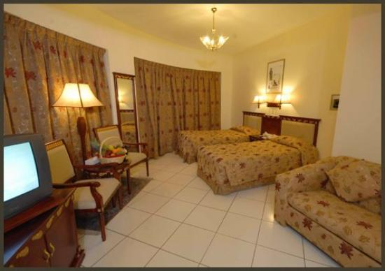 Nihal Hotel: Twin Room