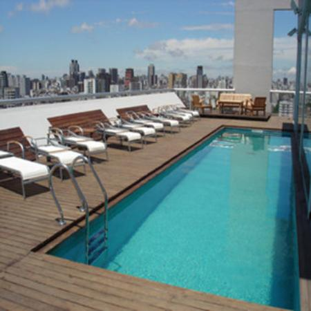 Hollywood Suites & Lofts: Pool