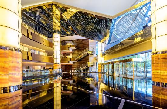 The Westin Beijing Chaoyang: Hotel Lobby
