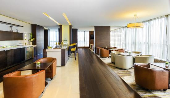 The Westin Beijing Chaoyang: Executive Club Lounge