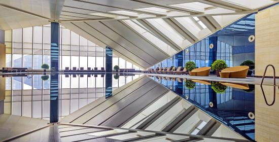 The Westin Beijing Chaoyang: Indoor Swimming Pool