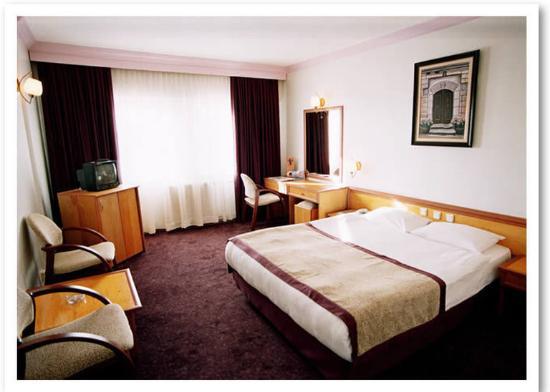 Dinler Hotels – Urgup: Guest Room
