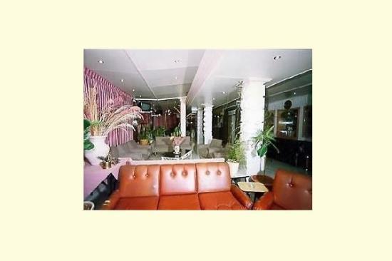 Alcazar Hotel: Lobby View