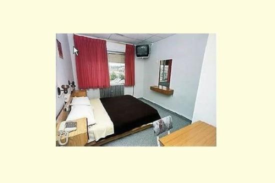 Alcazar Hotel : Guest Room