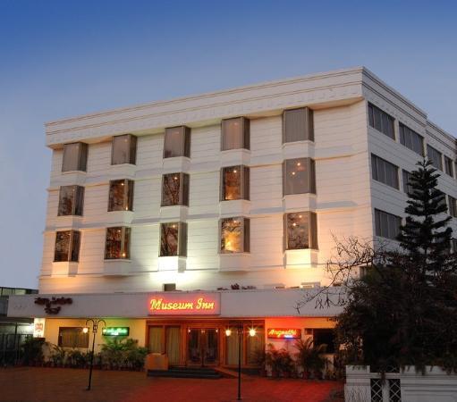 Museum Inn: Hotel