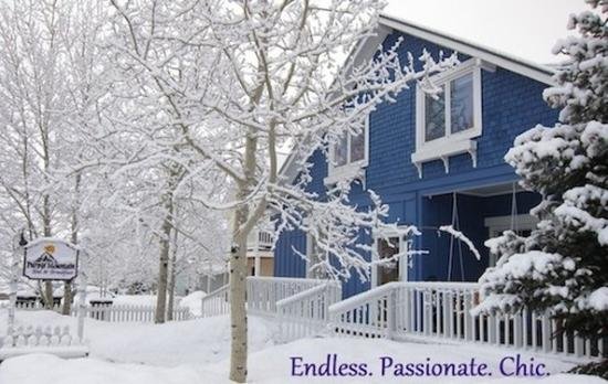 Purple Mountain Lodge Bed & Breakfast and Day Spa: BBB