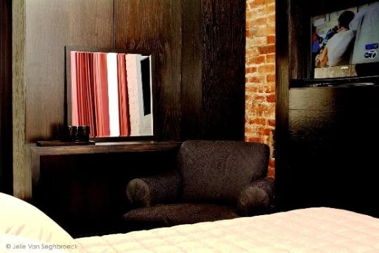Hotel East Houston: Guest Room