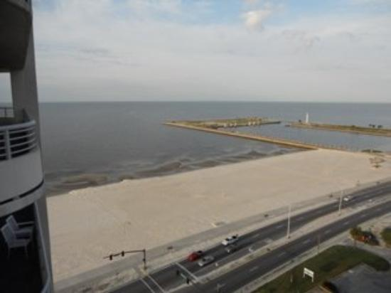 Ocean Club at Biloxi: Ocean View 1  Bedroom Balcony