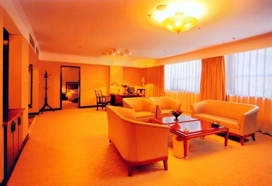 Gloria Plaza Hotel Wanzhou Chongqing: Loby