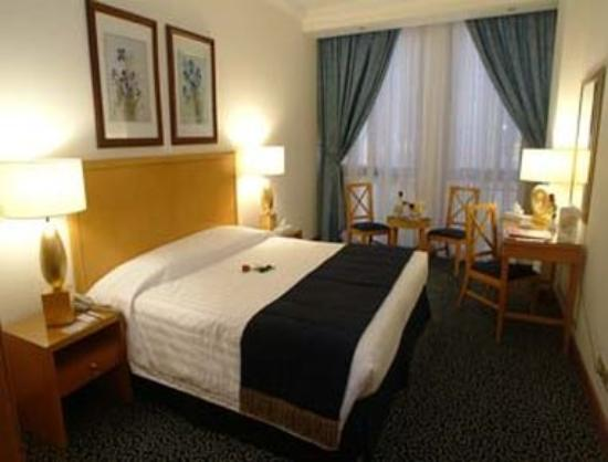 Ramada Madinah Al Qibla: Double Beds Room