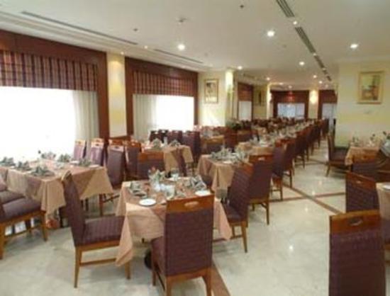 Ramada Madinah Al Qibla: Restaurant