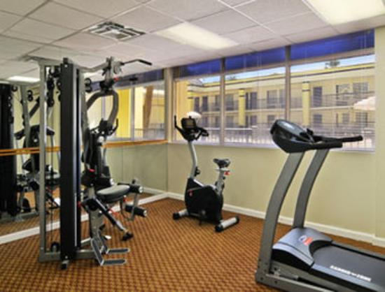 Days Inn Albany: Workout Room
