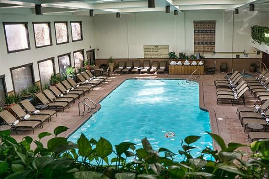 Tenaya Lodge At Yosemite Indoor Pool