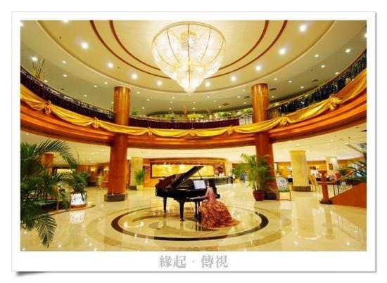Sanya Pearl River Garden Hotel: Lobby view