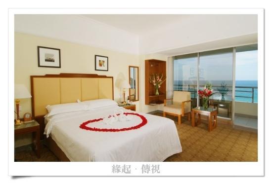 Sanya Pearl River Garden Hotel: Guest room