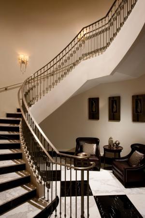 Mandarin Oriental, Atlanta: Grand Staircase