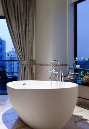 Mandarin Oriental, Atlanta: Presidential Suite Bath