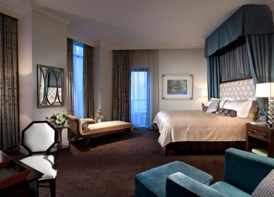 Mandarin Oriental, Atlanta: Presidential Suite Bedroom