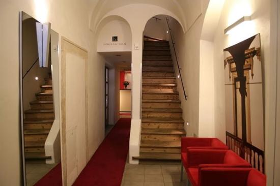 Picture of domus balthasar design hotel Small hotel lobby