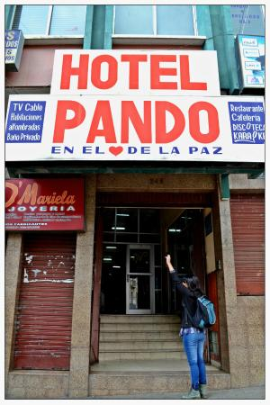 Photo of Hotel Pando La Paz