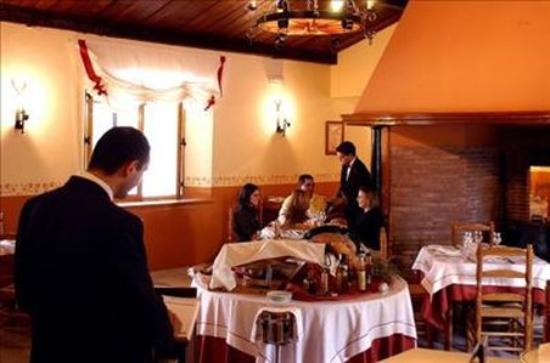 Puente del Obispo, España: Gastronomy