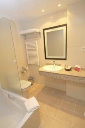 Hotel y Apartamentos Cerler Edelweiss : Bathroom