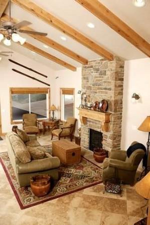 Lakeside Resort Properties: Interior