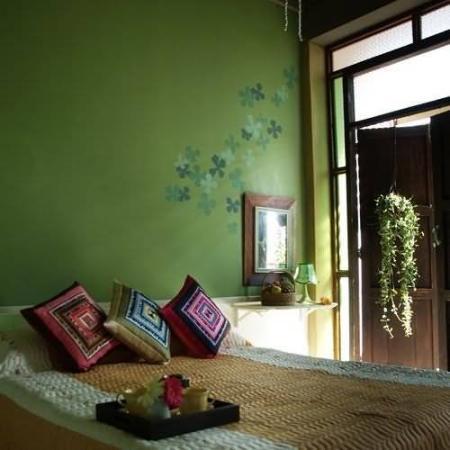 Phranakorn-Nornlen Hotel: Guest Room