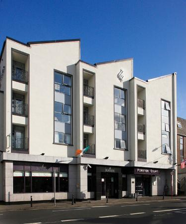Forster Court Hotel - TEMPORARILY CLOSED: In-Room
