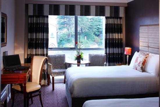 Forster Court Hotel: Bedroom 2