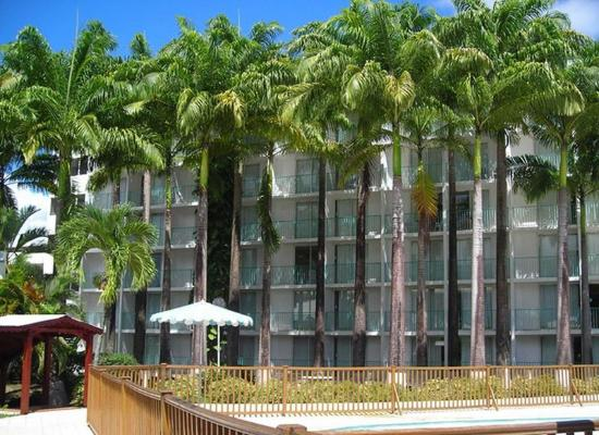 Karibea Beach Resort Gosier: Exterior View