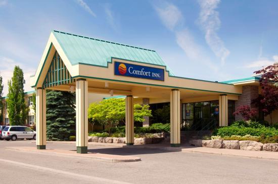 Comfort Inn Clifton Hill - Niagara Falls Hotel: Hotel Exterior