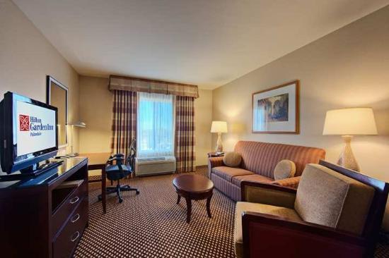Hilton Garden Inn Palmdale : Suite