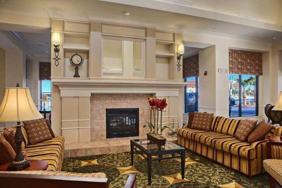 Hilton Garden Inn Palmdale : Lobby