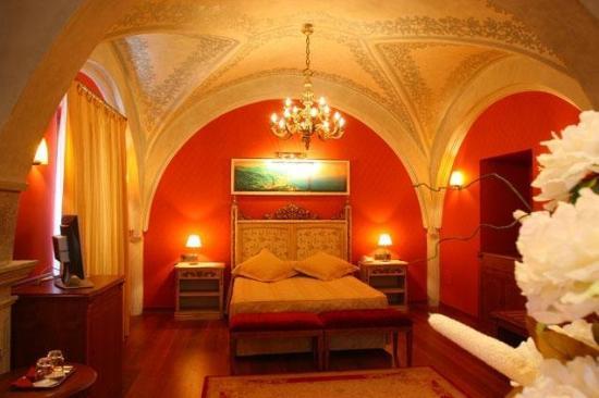 Hotel Palacio de la Magdalena: Room